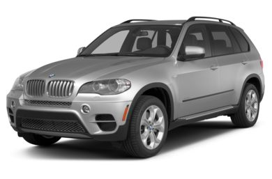 3/4 Front Glamour 2013 BMW X5