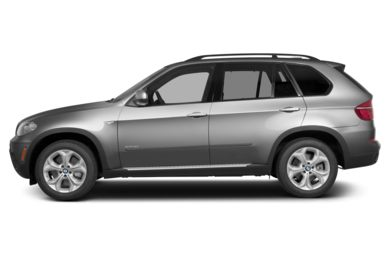 90 Degree Profile 2013 BMW X5