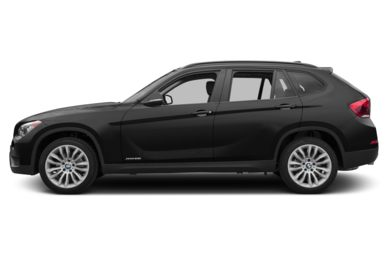 90 Degree Profile 2013 BMW X1