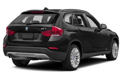 3/4 Rear Glamour  2014 BMW X1