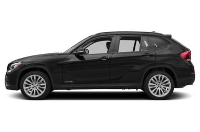 90 Degree Profile 2015 BMW X1