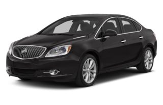 3/4 Front Glamour 2013 Buick Verano
