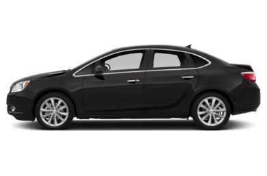 90 Degree Profile 2013 Buick Verano