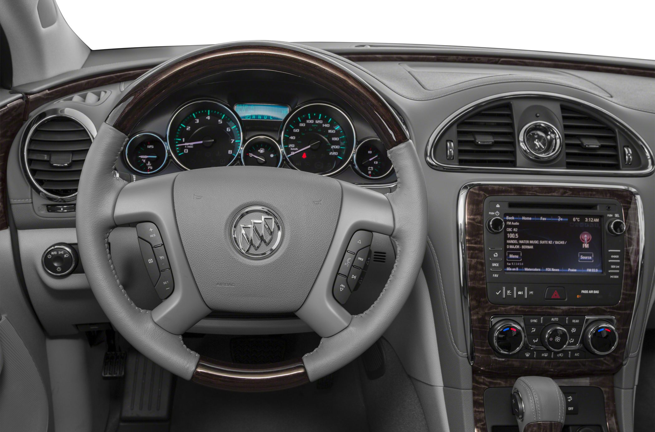 2017 Buick Enclave Deals Prices Incentives  Leases Overview