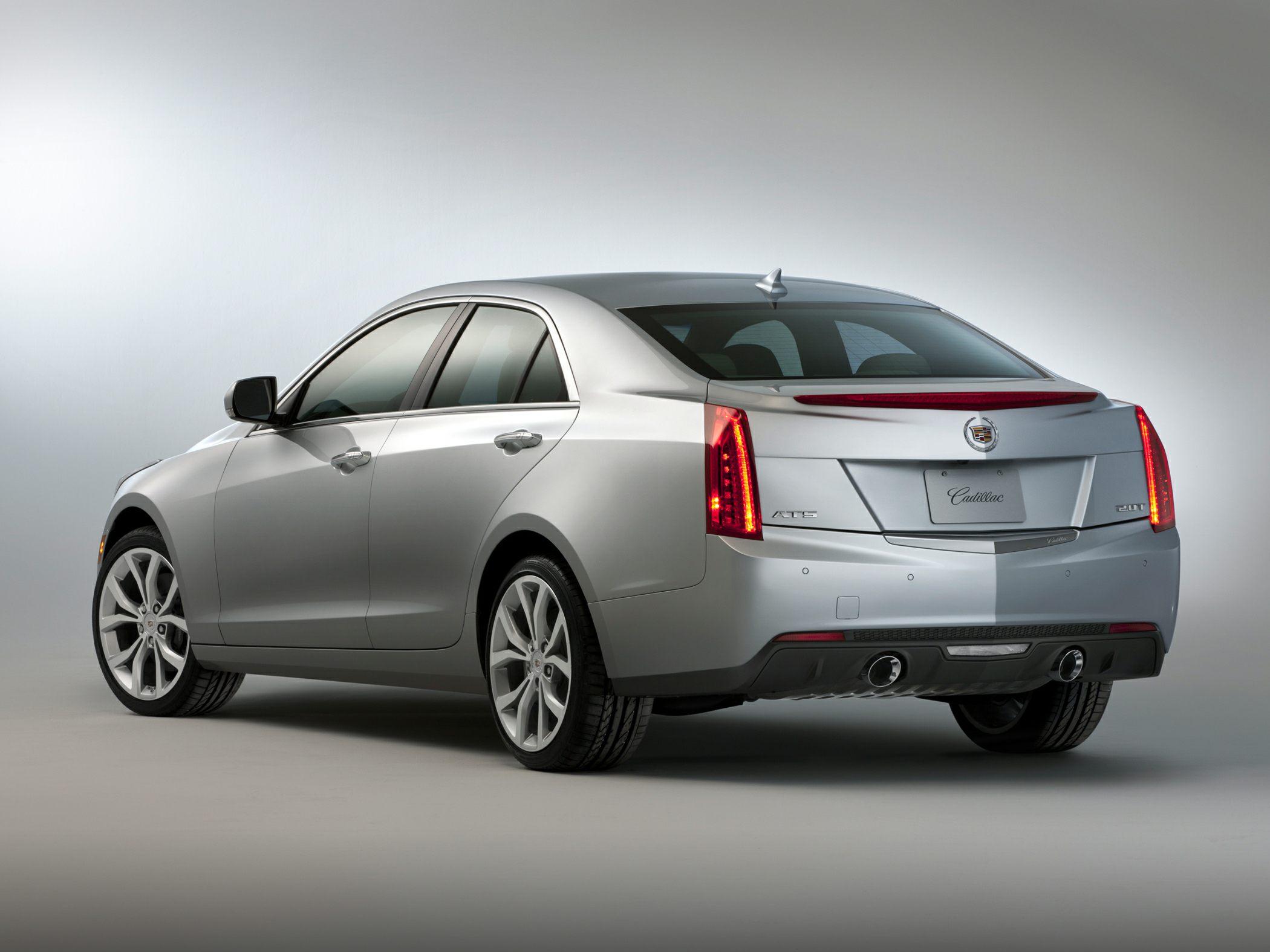2014 Cadillac ATS Glam
