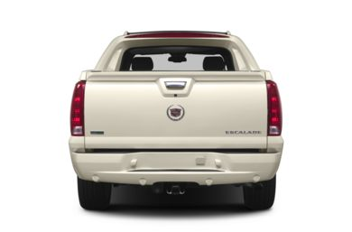 Rear Profile  2013 Cadillac Escalade EXT