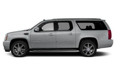 90 Degree Profile 2013 Cadillac Escalade ESV