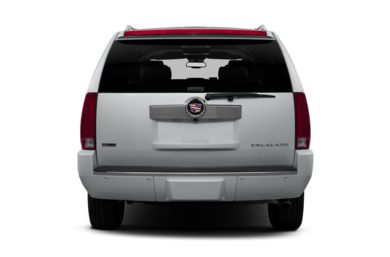 Rear Profile  2013 Cadillac Escalade ESV