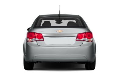 Rear Profile  2013 Chevrolet Cruze