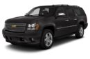 3/4 Front Glamour 2013 Chevrolet Suburban 2500