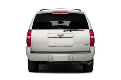 Rear Profile  2013 Chevrolet Tahoe