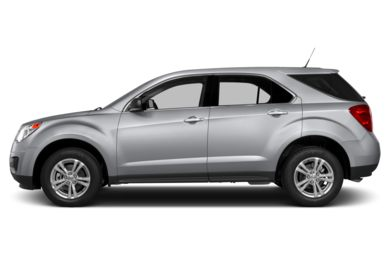 90 Degree Profile 2013 Chevrolet Equinox