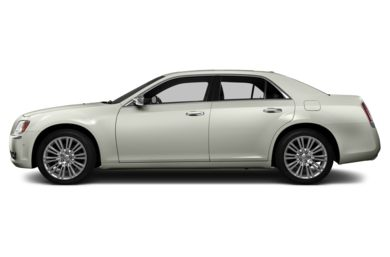 90 Degree Profile 2013 Chrysler 300C