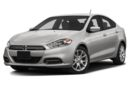 3/4 Front Glamour 2016 Dodge Dart