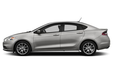 90 Degree Profile 2014 Dodge Dart