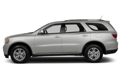 90 Degree Profile 2013 Dodge Durango