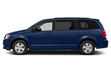 90 Degree Profile 2013 Dodge Grand Caravan