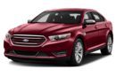 3/4 Front Glamour 2016 Ford Taurus