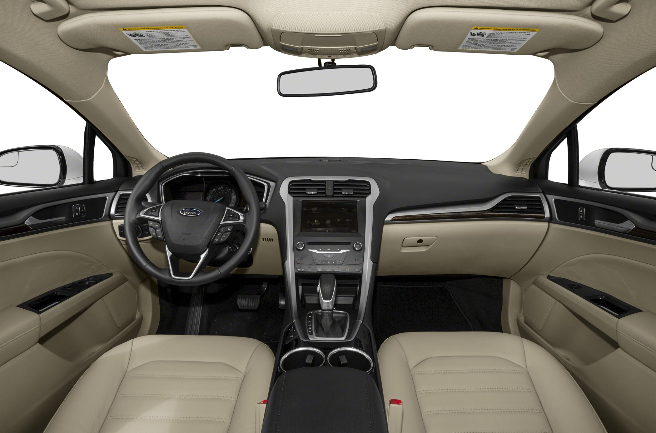 2016 Ford Fusion Hybrid Styles  Features Highlights