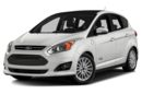 3/4 Front Glamour 2015 Ford C-Max Energi