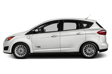 90 Degree Profile 2013 Ford C-Max Energi