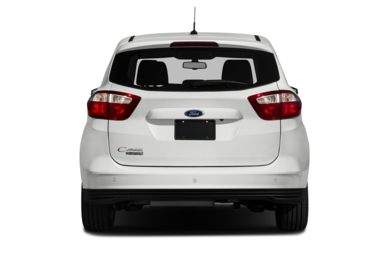 Rear Profile  2013 Ford C-Max Energi