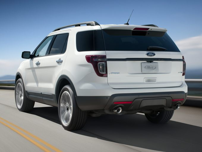 2015 ford explorer styles features highlights. Black Bedroom Furniture Sets. Home Design Ideas