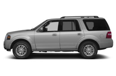 90 Degree Profile 2013 Ford Expedition
