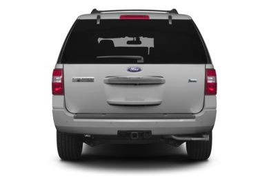 Rear Profile  2013 Ford Expedition