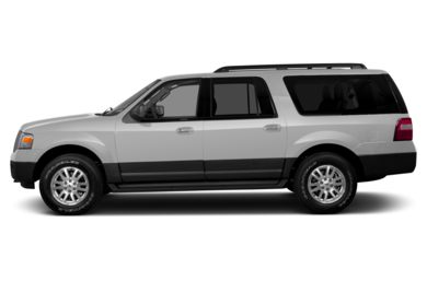 90 Degree Profile 2013 Ford Expedition EL