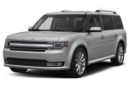 3/4 Front Glamour 2017 Ford Flex