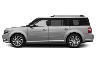 90 Degree Profile 2014 Ford Flex