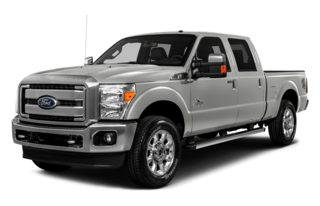 3/4 Front Glamour 2013 Ford F-250