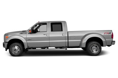 90 Degree Profile 2013 Ford F-450