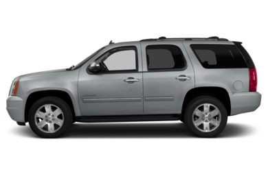 90 Degree Profile 2013 GMC Yukon