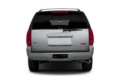 Rear Profile  2013 GMC Yukon