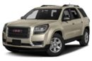 3/4 Front Glamour 2016 GMC Acadia