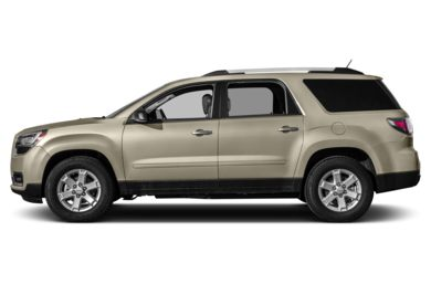 90 Degree Profile 2014 GMC Acadia