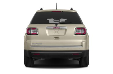 Rear Profile  2014 GMC Acadia