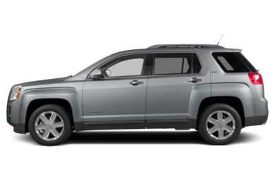 90 Degree Profile 2013 GMC Terrain