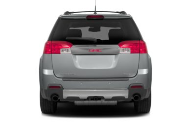 Rear Profile  2013 GMC Terrain