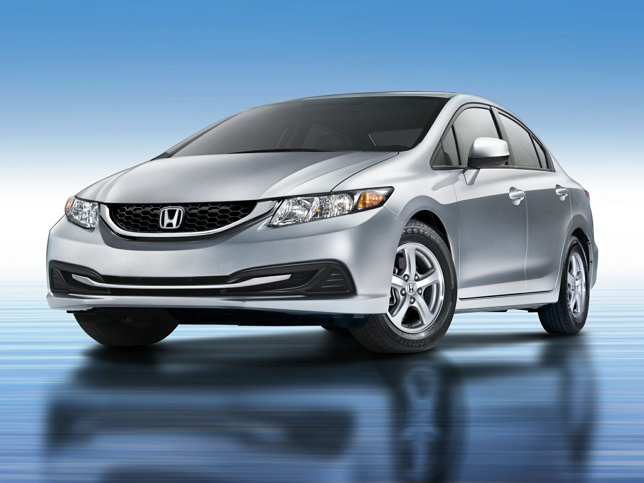 2014 Honda Civic Glamour