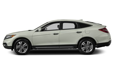 90 Degree Profile 2013 Honda Crosstour