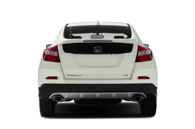 Rear Profile  2013 Honda Crosstour