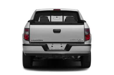 Rear Profile  2013 Honda Ridgeline