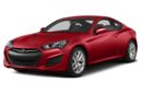 3/4 Front Glamour 2015 Hyundai Genesis Coupe