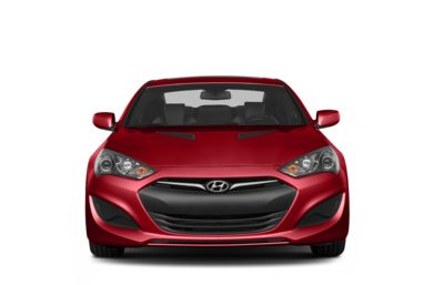 Grille  2014 Hyundai Genesis Coupe