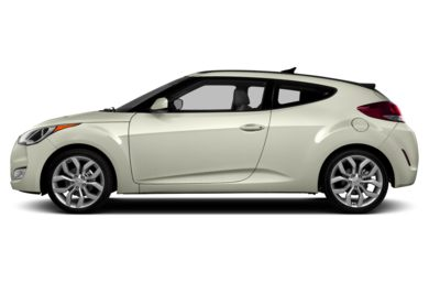 90 Degree Profile 2013 Hyundai Veloster