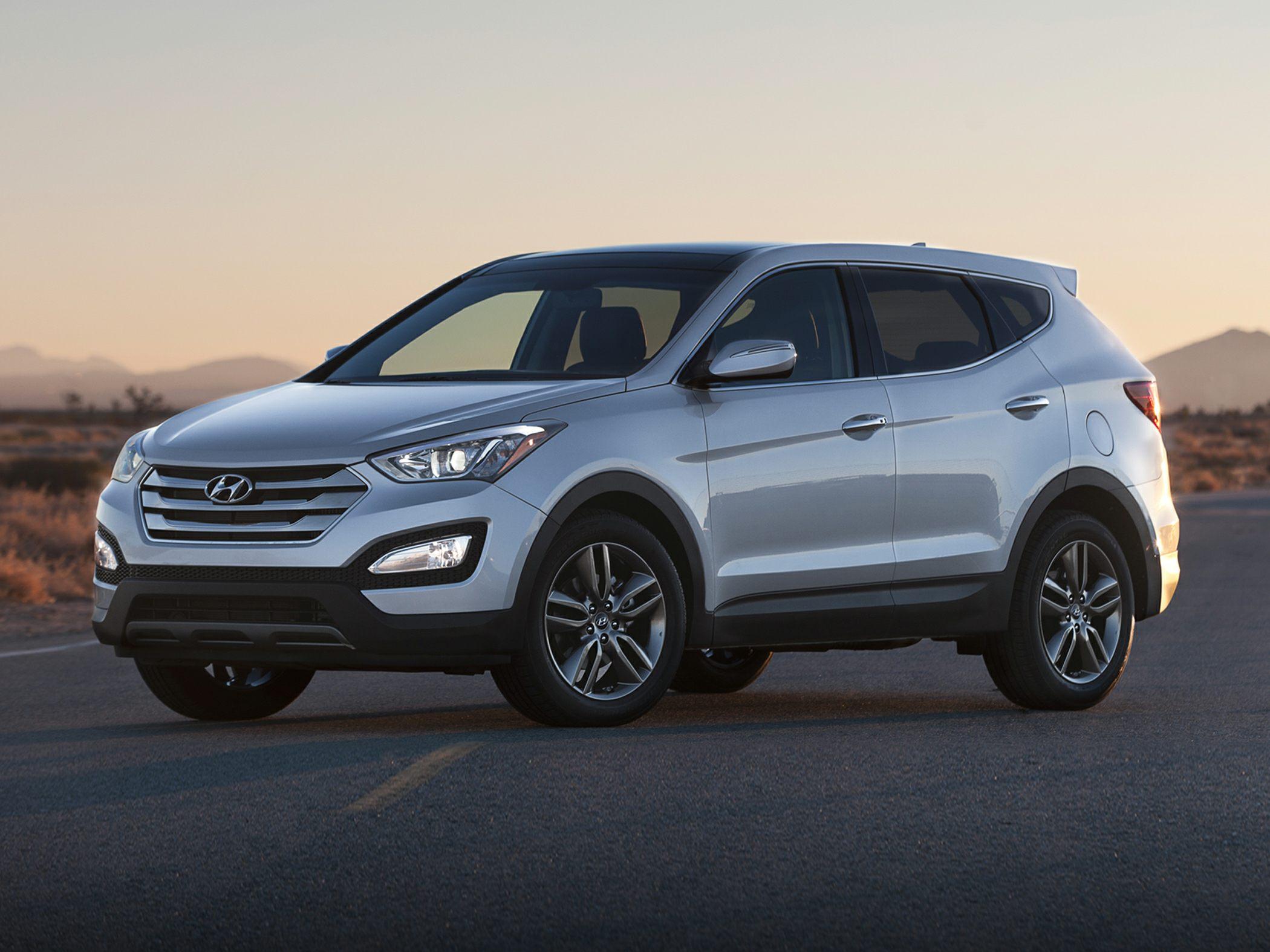 2014 Hyundai Santa Fe Sport Glam
