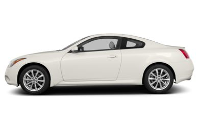 90 Degree Profile 2013 Infiniti G37 Coupe